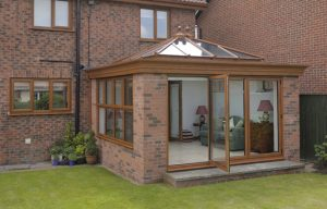 Architectural plans for an orangery