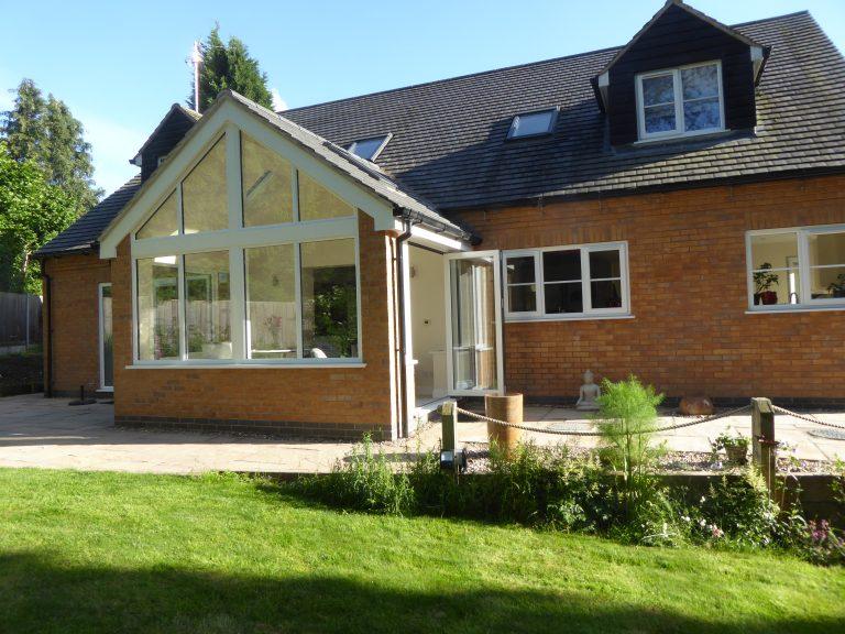 Single storey rear extension plans